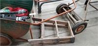 Reel Mower, Lawn Cart, Helmets & Step Ladder