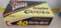 Nascar 40 Sterling Marlin Coors Light Race Car.