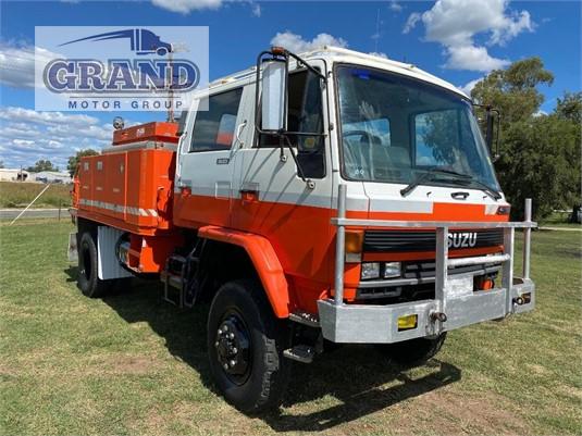 1988 Isuzu FTS 700 Grand Motor Group  - Trucks for Sale