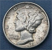 AUCTION GANG - ONLINE COIN AUCTION - Ends 4/12 7:30PM