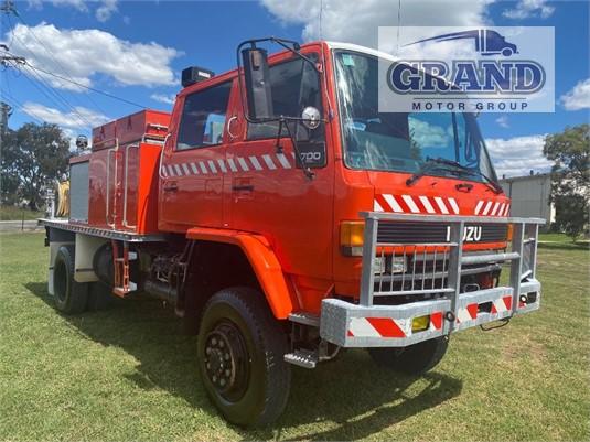 1990 Isuzu FTS 700s 4x4 Grand Motor Group  - Trucks for Sale