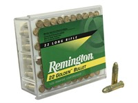 (100rds) Remington 22 Golden Bullet