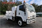 2009 Isuzu FSS 550 4x4 Service Vehicle