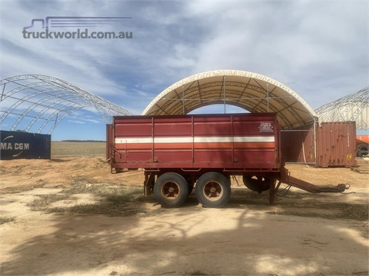 1982 Howard Porter other - Trailers for Sale