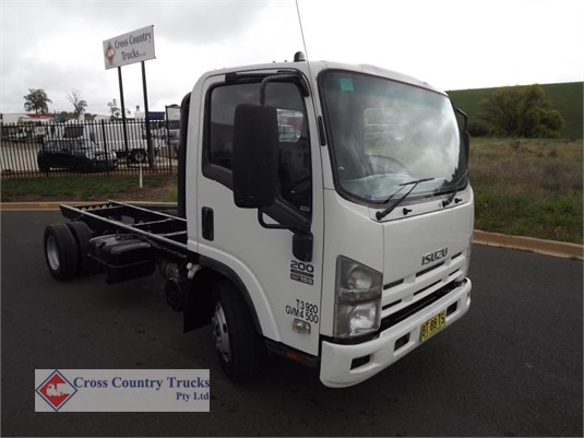 2009 Isuzu NPR 200 Cross Country Trucks Pty Ltd - Trucks for Sale