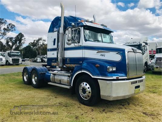 2014 Western Star 5800SS - Trucks for Sale