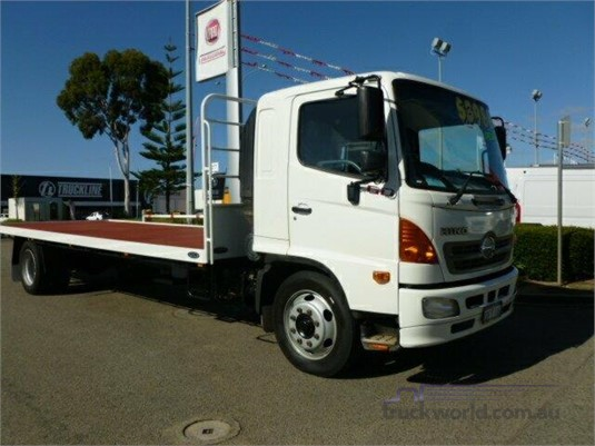 2009 Hino 500 Series 1227 GD - Trucks for Sale