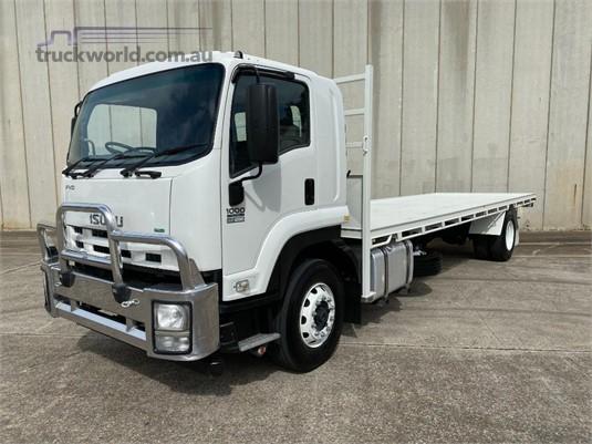 2012 Isuzu FVD 1000 Long - Trucks for Sale