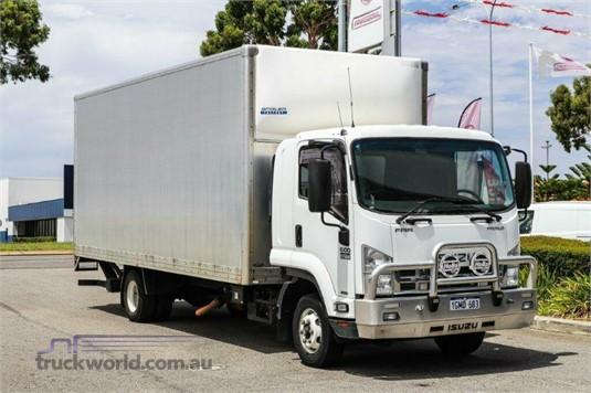 2013 Isuzu F - Trucks for Sale