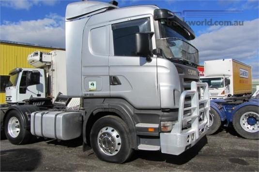 2005 Scania R420 - Trucks for Sale