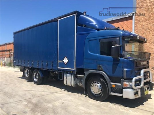 Scania P114G/L - Trucks for Sale