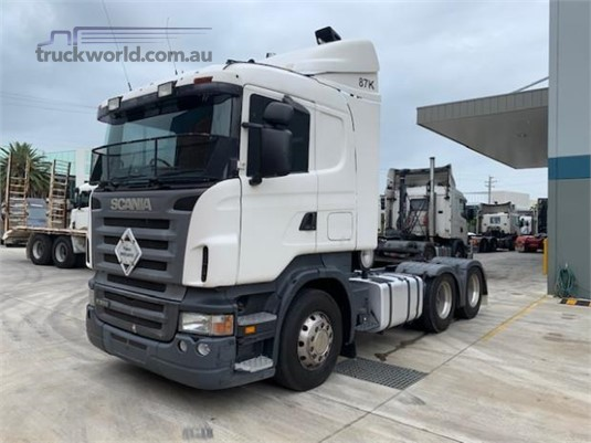2007 Scania R500 - Trucks for Sale