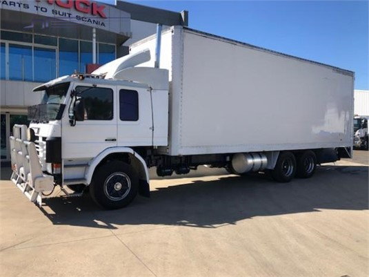 1988 Scania P113H/M - Trucks for Sale