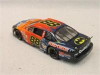 Dale Jarrett Quality Car/Batman DieCast Car-