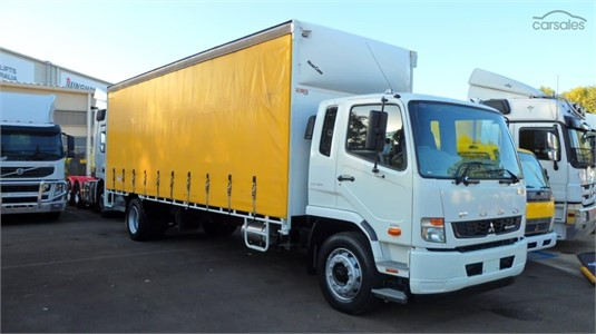 2013 Mitsubishi Fuso FM - Trucks for Sale