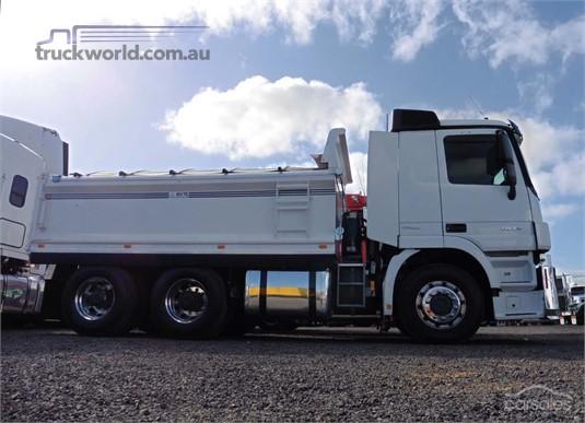 2011 Mercedes Benz Actros 2644 - Trucks for Sale