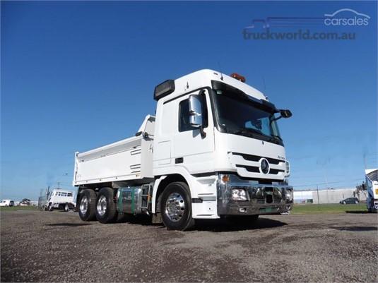 2014 Mercedes Benz Actros 2648 - Trucks for Sale