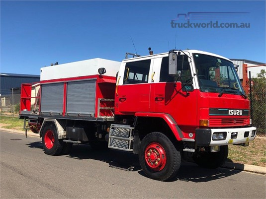 1995 Isuzu FTS 700 - Trucks for Sale