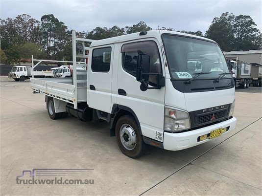 2007 Fuso Canter - Trucks for Sale