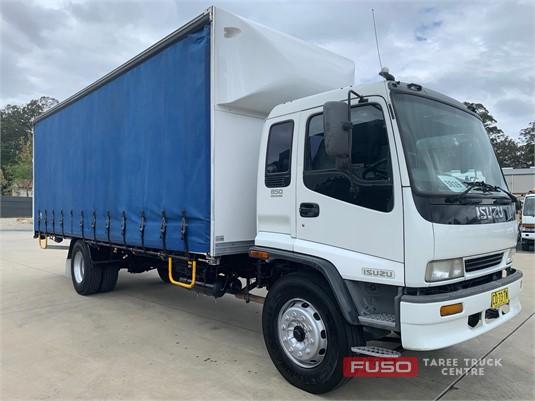 1998 Isuzu FTR 850 Taree Truck Centre - Trucks for Sale