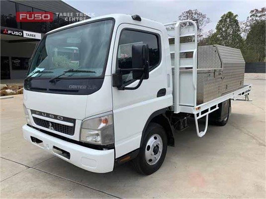 2010 Fuso Canter 515 Taree Truck Centre  - Trucks for Sale