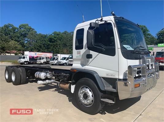 2005 Isuzu FVY 1400 Taree Truck Centre  - Trucks for Sale