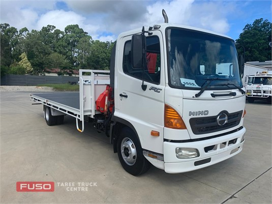 2005 Hino FC Taree Truck Centre  - Trucks for Sale