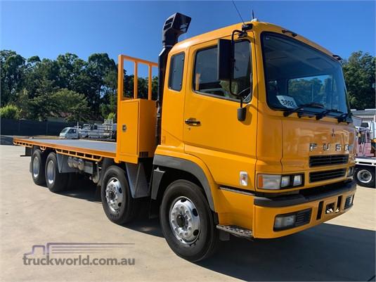 2010 Fuso FS52 - Trucks for Sale