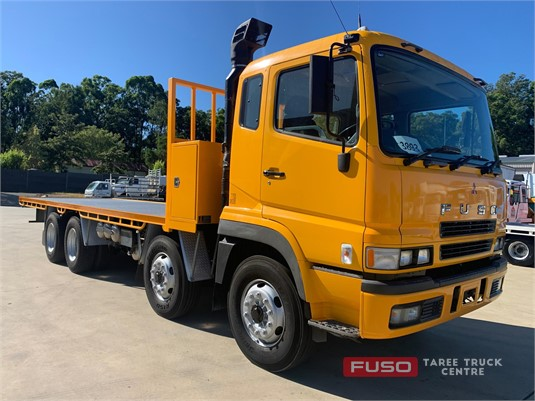 2010 Fuso FS52 Taree Truck Centre  - Trucks for Sale