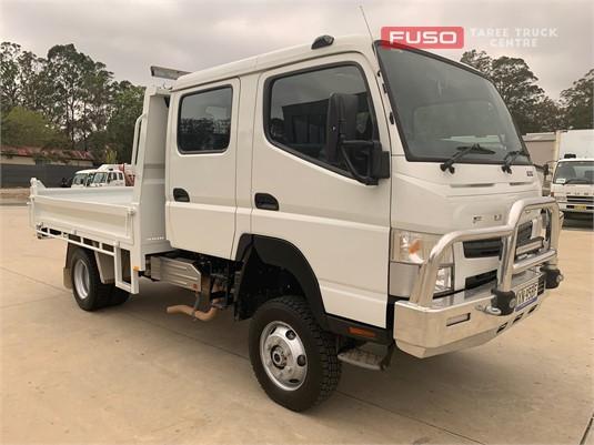2018 Fuso Canter 4x4 Taree Truck Centre - Trucks for Sale