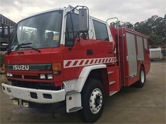 1996 Isuzu FVR 900 - Trucks for Sale