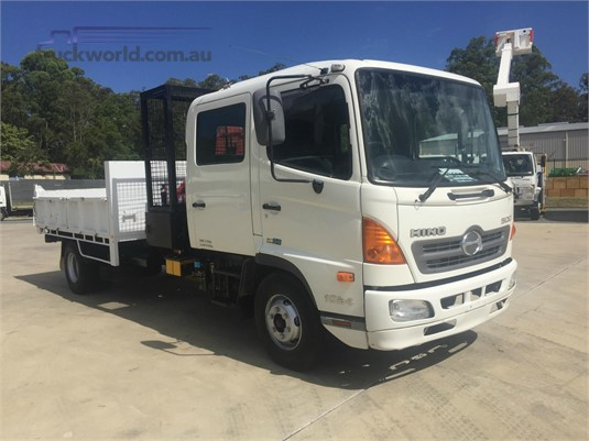 2007 Hino 500 Series 1024 FD - Trucks for Sale