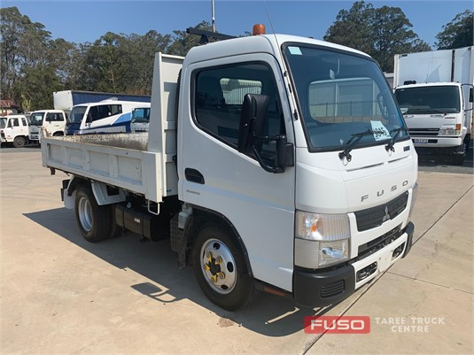 2015 Fuso Canter Taree Truck Centre - Trucks for Sale