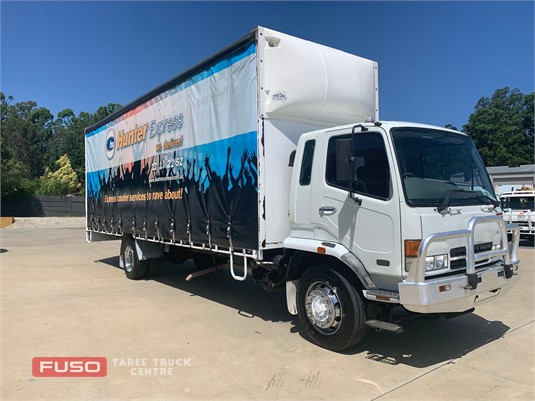 2004 Fuso Fighter FM10.0 Taree Truck Centre  - Trucks for Sale