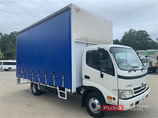 2009 Hino 300 Series 816 Taree Truck Centre  - Trucks for Sale