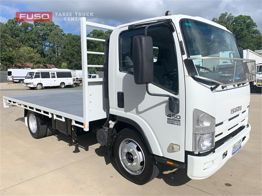 2008 Isuzu NQR 450 Taree Truck Centre  - Trucks for Sale