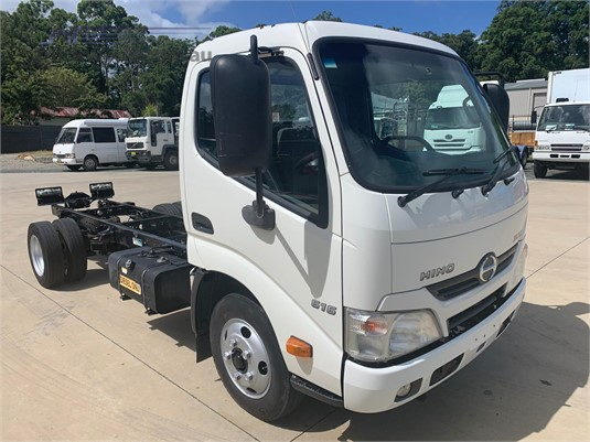 2014 Hino 300 Series 616 - Trucks for Sale