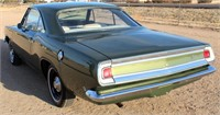 1968 Plymouth Barracuda (view 3)