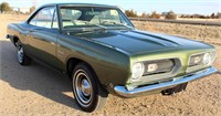 1968 Plymouth Barracuda (view 4)