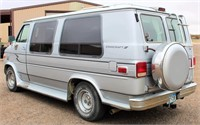 1993 Chev G20 Conversion Van (view 2)