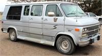 1993 Chev G20 Conversion Van (view 4)