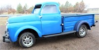 1950 Dodge Pickup, runs, has title (in the process of restoration, comes with parts/windows to complete, plus extra parts) view 1