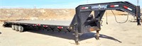 2014 Load Max Flatbed Trlr (view 2)
