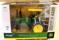 1/16th JD 4320 Toy Tractor, Precision Elite, (view 1)