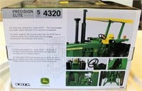 JD 4320 Toy Tractor, Precision Elite, (view 3)