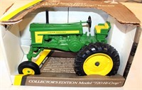 1/16th 1957 JD Mdl 720 Hi-Crop Toy Tractor (view 1)