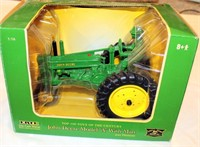 1/16th JD Mdl A Toy Tractor with Man (view 1)