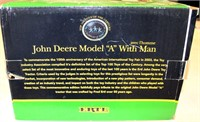JD Mdl A Toy Tractor with Man (view 2)