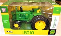 1/16th 1963 JD 5010 Toy Tractor, 50th Anniv, Coll Edition (view 1)