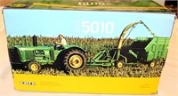 1963 JD 5010 Toy Tractor, 50th Anniv, Coll Edition (view 2)